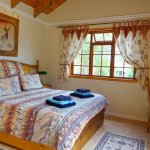 Sunbird Cottage Mainbedroom