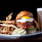 Certified Angus Beef Freedom Burger