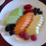 Caretta on the Gulf Room Service - Fruit Plate