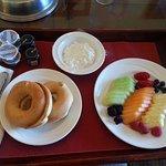 Caretta on the Gulf Room Service - Breakfast