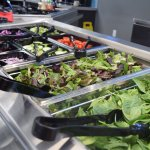 Deli Salad Bar open daily.