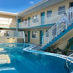 Foto de The Molloy Gulf Front Motel and Cottages