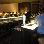 B-Bar sessions