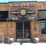 Entrance to Cafe del Sol