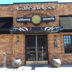Entrance to Cafe del Sol