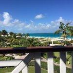 Beautiful view from third floor ocean view room