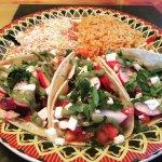 Oaxaca Taco Platter