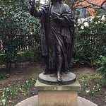 Being a Methodist, it was fun to see John Wesley outside of St. Paul's