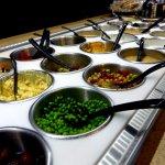 Love Love Love the salad bar