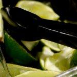 Fresh lime or lemon wedges for your iced tea