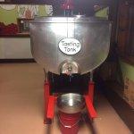 Cider Tasting Tank