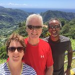 Levi from Bumpiing Tours shows us Dominica