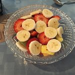 Amazing Fruit bowl for breakfast!