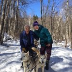 Foto de Winterdance Dogsled Tours
