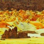 Felsenkirchen von Lalibela Foto