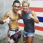 Sitsongpeenong Muay Thai Training Phuket
