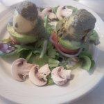 Torre di Pasa (Vegetarian Salad Tower)
