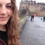 Edinburgh Castle Foto
