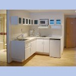 All our suites are furnished with a fully functional kitchen.