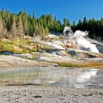 Photo de Norris Geyser Basin