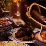 Dinner at Baan Thai
