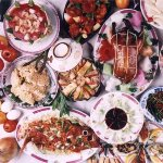 Variety of signature dishes