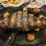 Bistecca alla piastra con patate