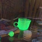 Uranium cup