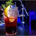 Tonic BOOM, Hard Rock Cafe Glasgow