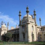 The Royal Pavilion , Brighton