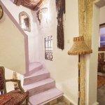 escalier pour la terrasse