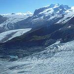 almost at Matterhorn Glacier Paradise