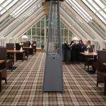Interior Glasshouse Restaurant