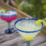 House Margaritas and Prickly Pears, we are known for these!