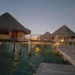 Photo de InterContinental Bora Bora Le Moana Resort