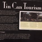 The interesting story of Tin Can Tourism