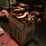 A very full tin of bones!!