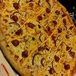 Super bonne pozza ! Gouteuse et copieuse !!!
