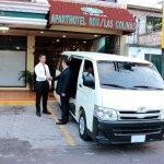 Transporte en Minibus
