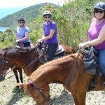 Carolina Corral trail ride