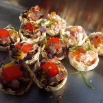 Homemade Canapes
