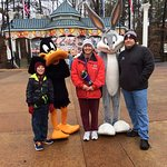 Daffy and Bugs