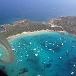 Photo de Spiaggia Capo Coda Cavallo