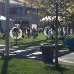 Nice park near the convention center