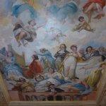 Fresco en el techo con Wagner de Lucas Villamil