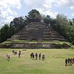 Jaguar Temple at Lamani