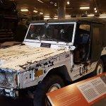 Combat jeep