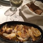 Fado music experience and grilled octopus