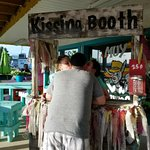 Outdoor Kissing booth! (Bring your own Kissers)