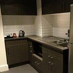 Separate kitchen